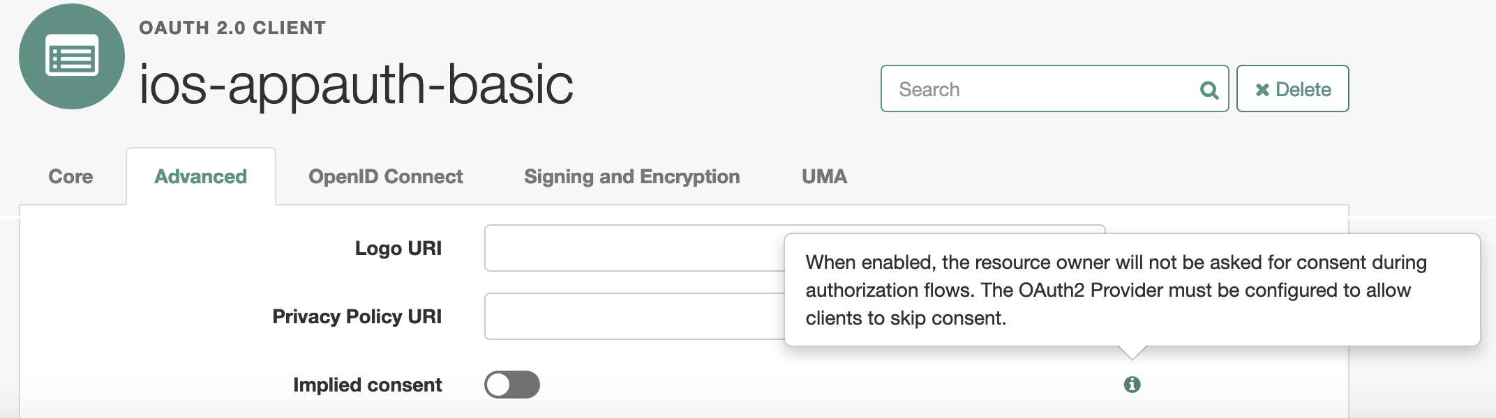 Implementing OAuth 2 0 Authorization Code Grant protected by